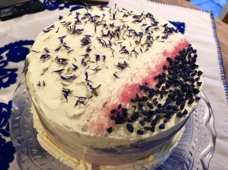 Dairy-free Red Velvet Cake