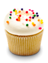 Cupcakes with Various Flavours