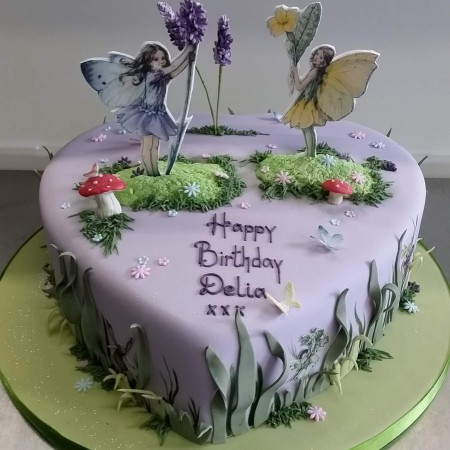 ref: 232403 Fairies cake