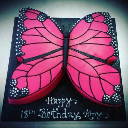 Ref: 194805 Butterfly Cake