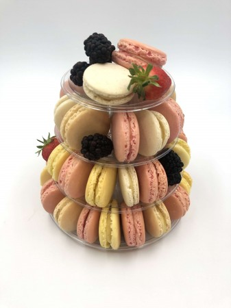 French Macaron Tower