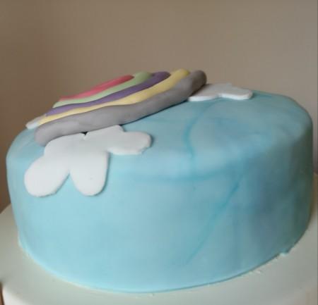 Gluten free Cloud cake