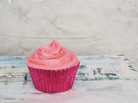 Cosmopolitan Cupcake