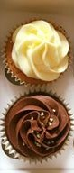 Buttercream Swirl Cupcakes