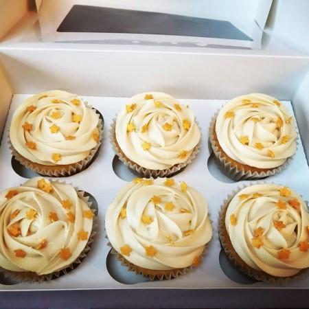 Baileys and Tia Maria Cupcakes