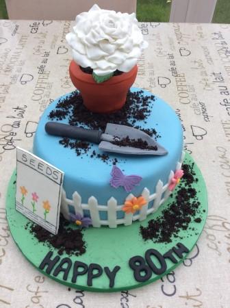 Garden Lover's Cake