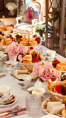 Afternoon tea partys