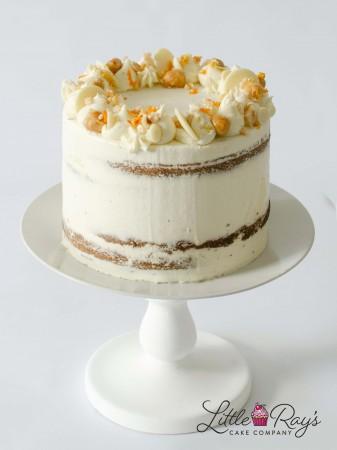 Carrot & Hazelnut Cake