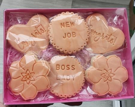 *Postal New Job Biscuits