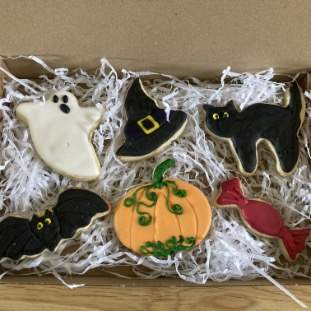 Halloween biscuits POSTABLE