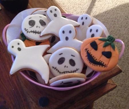 Halloween Cookies **POSTED**