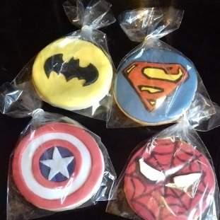 Cookies SUPERHERO **POSTED**