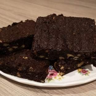 Brownies - Walnut Fudge **POSTED**