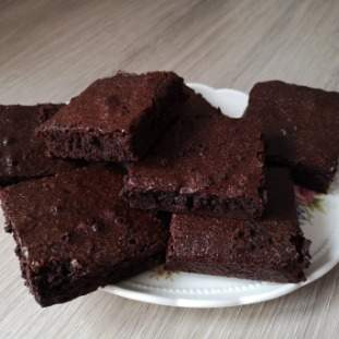Brownies chocolate **POSTED**