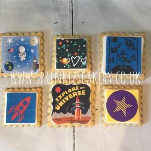 ***Postal*** Space Biscuit Box
