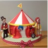 circus cake, the greatest showman cake