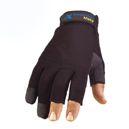 Part Fingerless Glove