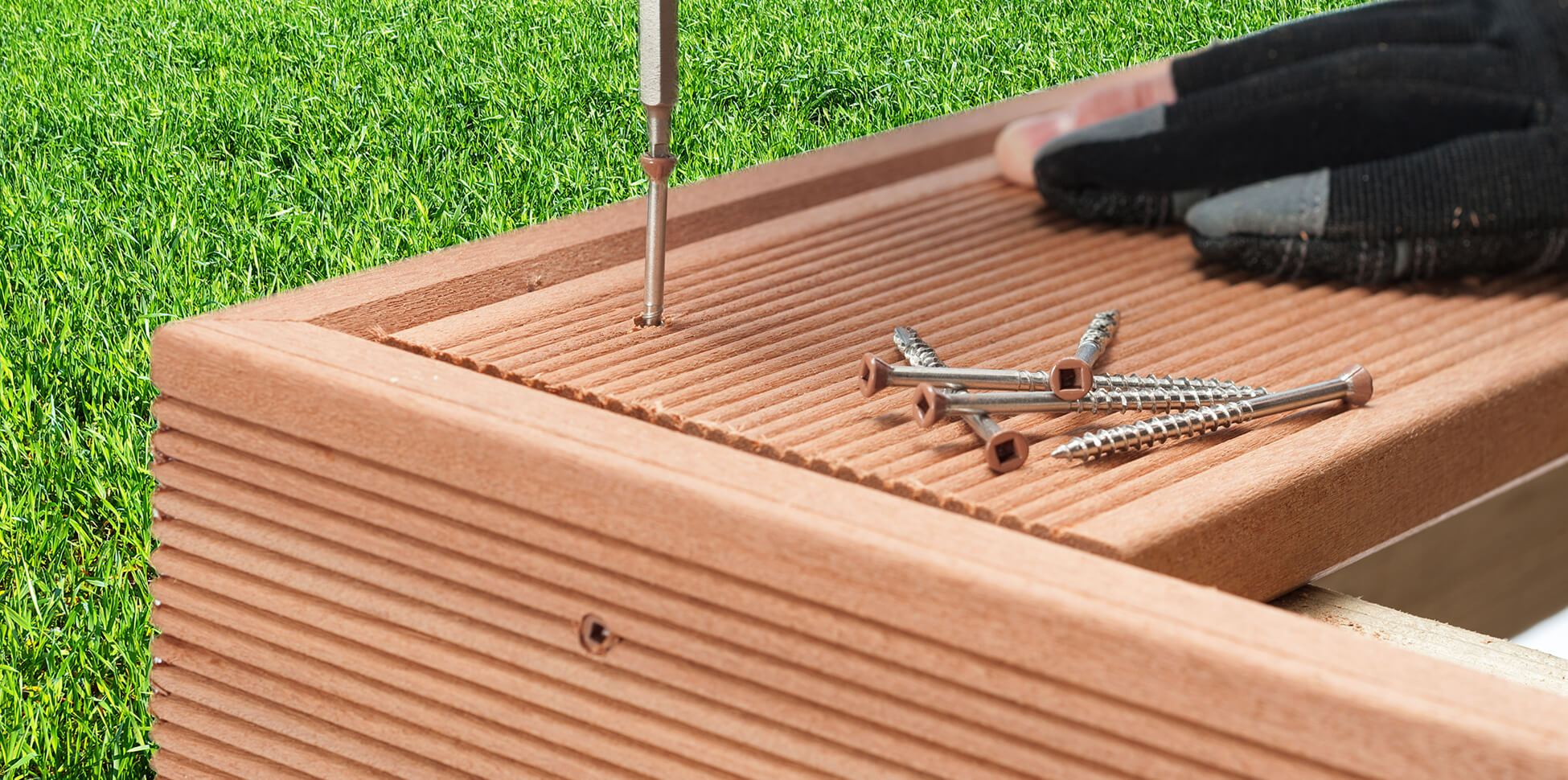 What Screws To Use For Decking Find Out The Best Hidden
