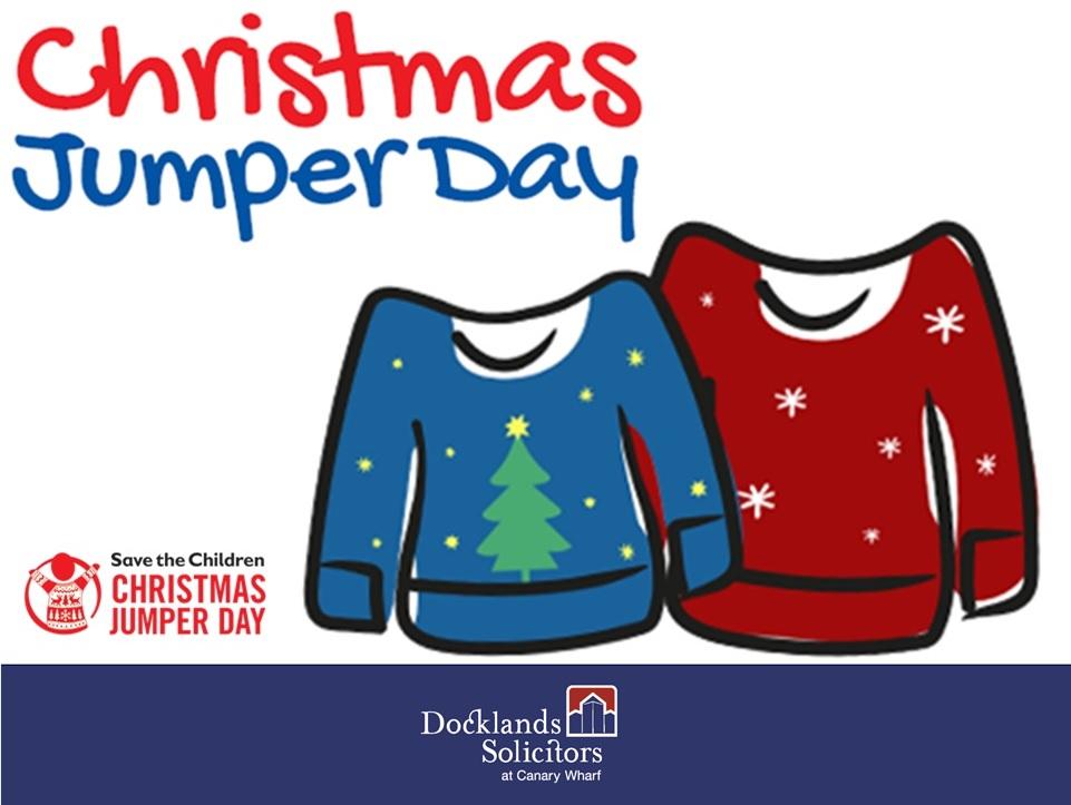 e54e2ee4d Christmas Jumper Day