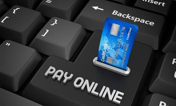 Online payments via our Website