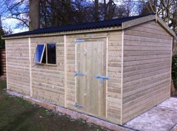 Ace Sheds Custom Made Sheds From Ace Sectional Buildings