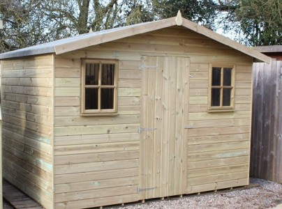 8 x 6 Dartford Shed