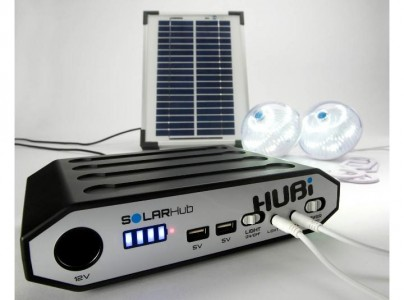HUBi 2k LIGHTING AND POWER SYSTEM