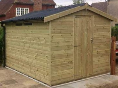 The Reigate Security Shed