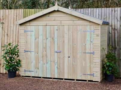 6 x 4 Brighton Bike Shed