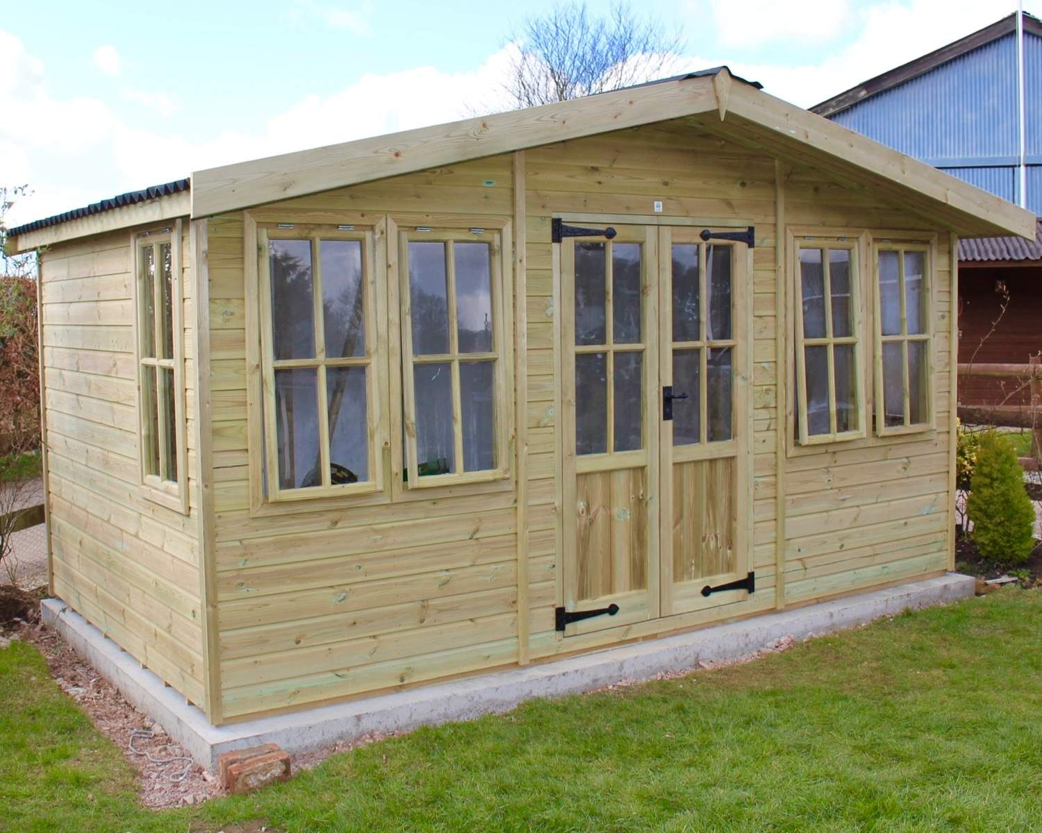 12 x 12 Ascot Summerhouse