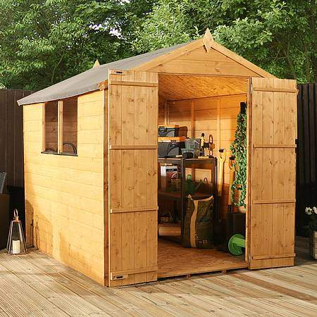 8 Tips to organise your garden shed