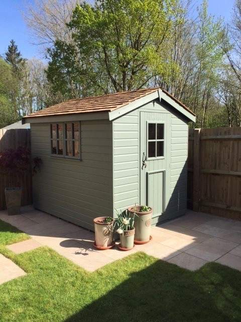 We Build Bespoke Custom Made Sheds
