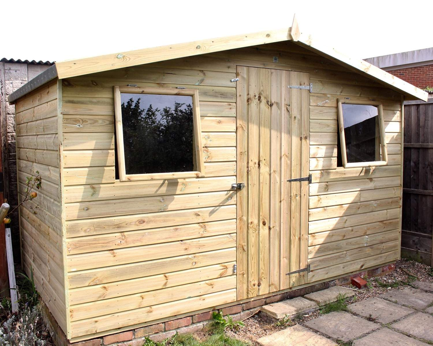 Guildford Pressure Treated Shed