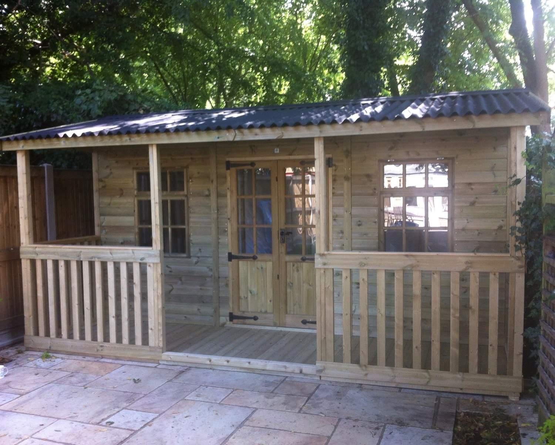 The Medway Summerhouse With Verrandah