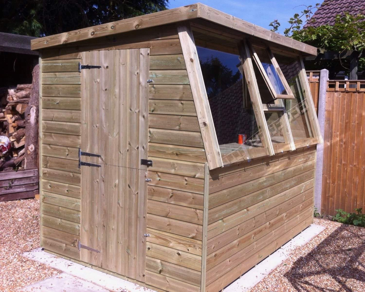 Pent Sheds In Kent London Brighton Amp Essex Ace Sheds