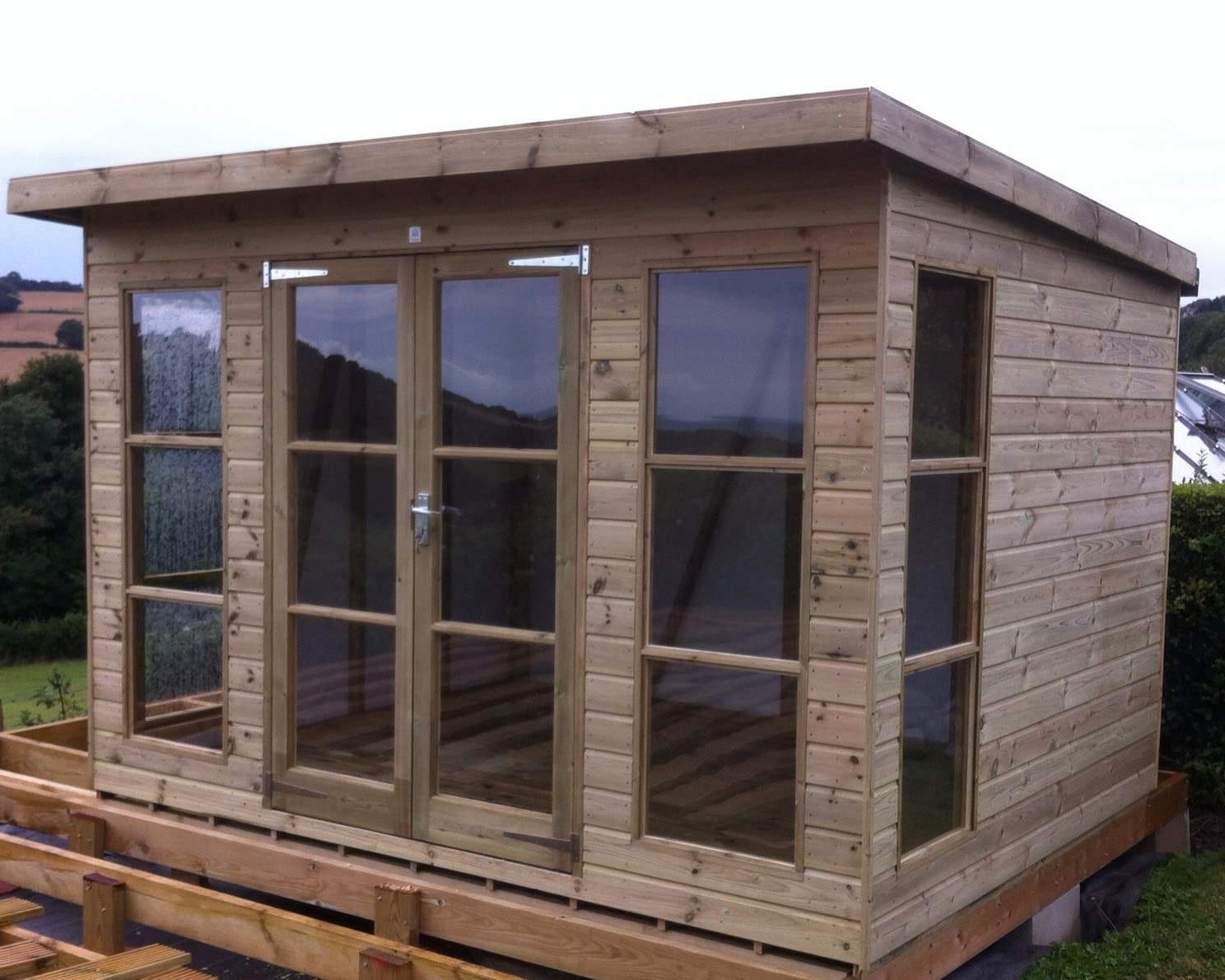 Construction Ideas for Summerhouses