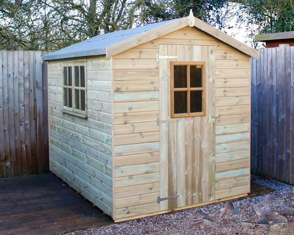 Weatherproofing Your Shed Ace Sheds