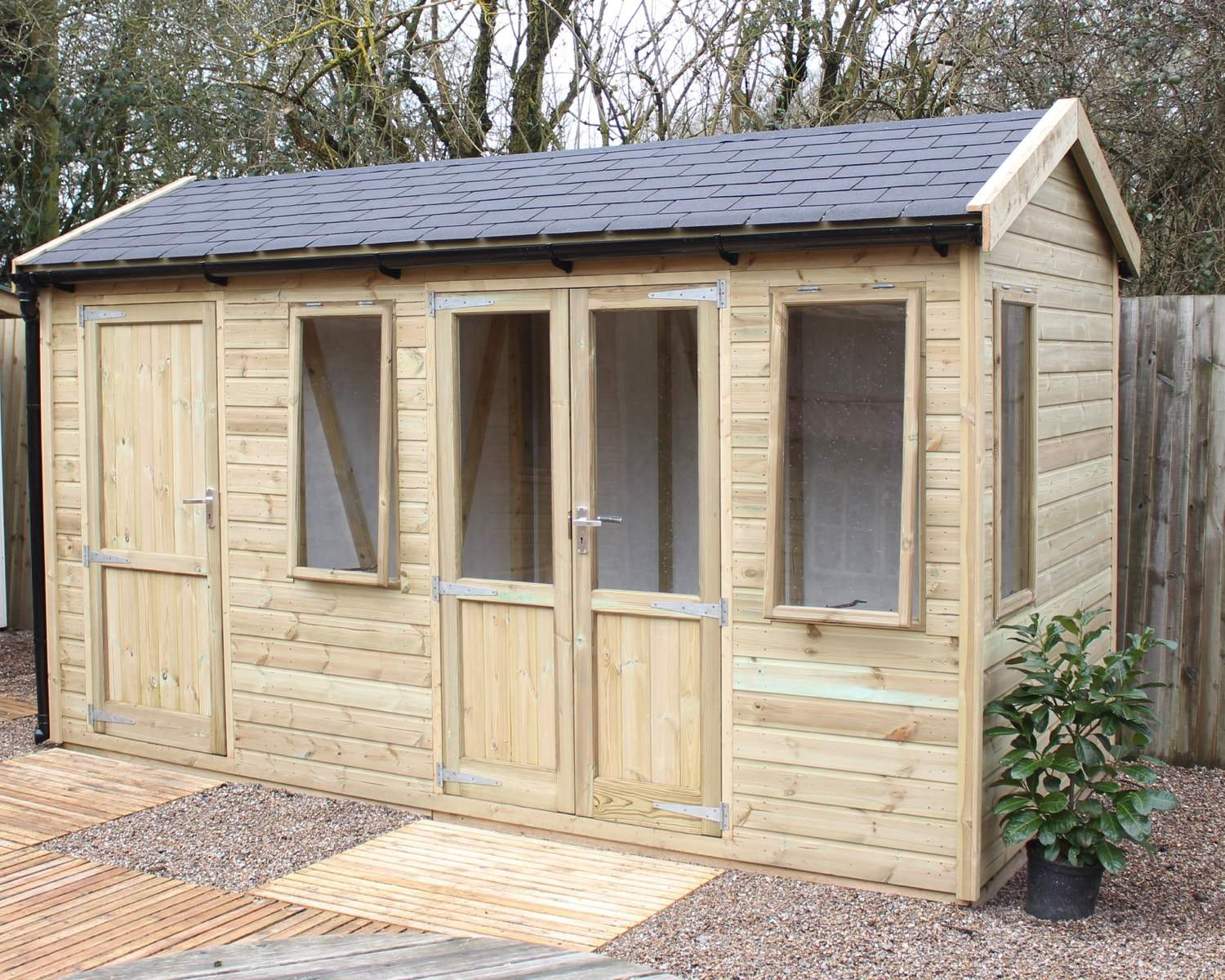 What's the difference between a cheap shed and an Ace Shed?