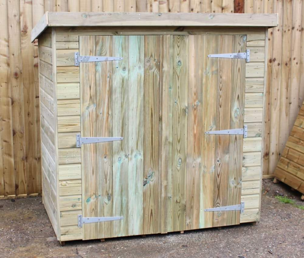 Worthing Pent Mini Shed