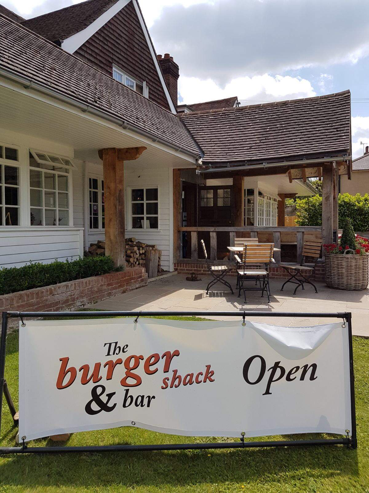 Burger Shack & Bar Open