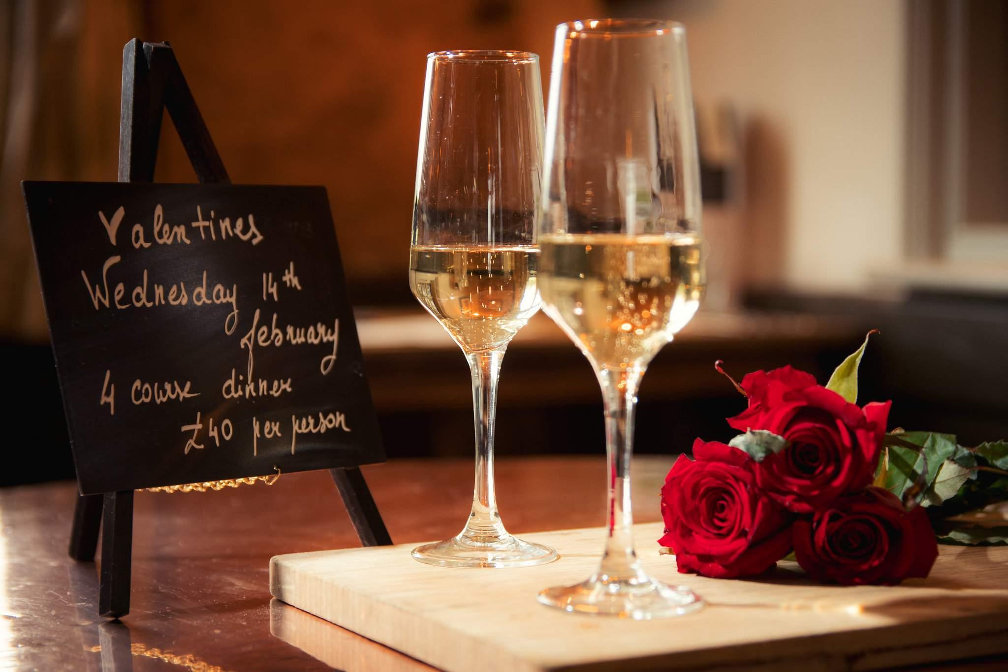 Valentines Dinner - Wednesday 14th February