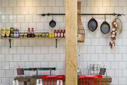 Poacher & Partridge kitchen