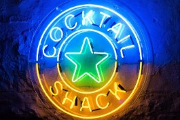 Cocktail Shack Sign