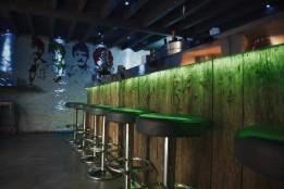 The Cocktail Shack Bar