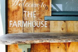 Welcome to the Farm House