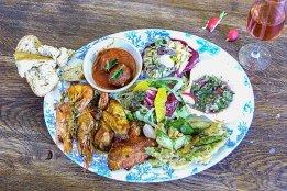 Portuguese platter