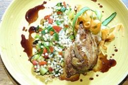 Guinea Fowl dish