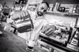Skilled bar staff