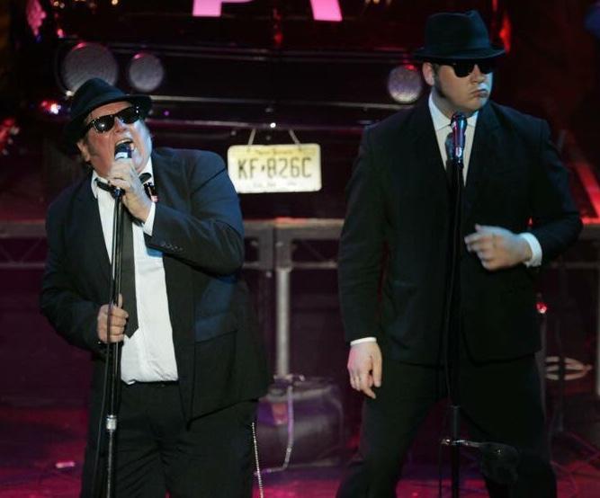 Jake & Elwood Blues Brothers Tribute Band & The Black Rhinos