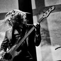 Live music in the Garden - Matt Owens , from Noah & The Whale